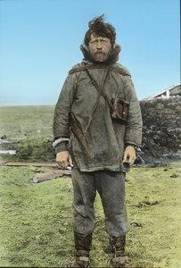 Vilhjalmur Stefansson (1879–1962), a Canadian Arctic explorer and ethnologist.