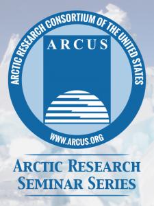 ARCUS Research Seminar Sign