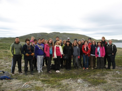 Kangerlussuaq Science Field School 2012