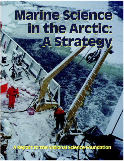 Marine Science in the Arctic