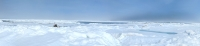 7 June - Shorefast ice edge 13 miles north of Shishmaref. Photo: courtesy of C.N
