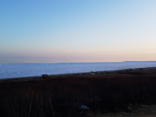 Nome sea ice 2