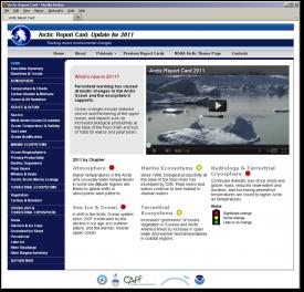 2011 Arctic Report Card