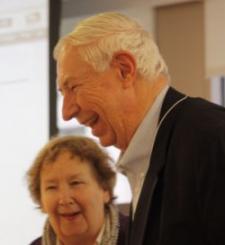 Vera Alexander and Bernie Zak