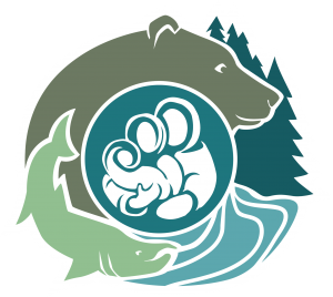 University of Alaska Fairbanks (UAF) Center for One Health Research Logo