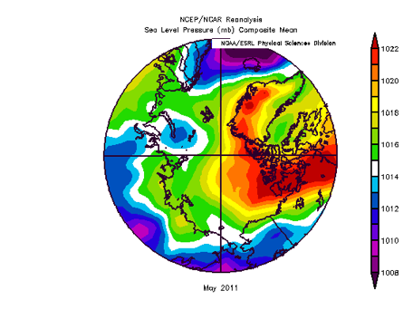 Credit: NOAA/Earth System Research Laboratory.