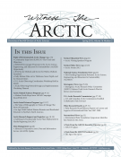 Witness the Arctic Volume 16 Issue 2