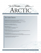 Witness the Arctic Volume 15 Issue 1