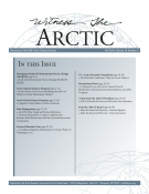 Witness the Arctic Volume 18 Issue 3