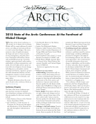 Witness the Arctic Volume 13, Number 4 Cover