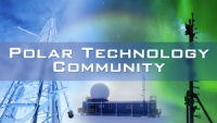 Figure 1. Polar Technology Community graphic created by Zeb Polly, ARCUS.