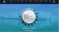 Figure 1. The NSF DataViz Hackathon for Polar CyberInfrastructure website. Image courtesy of NSF.