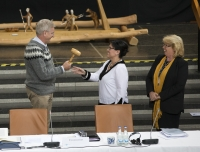2013 Arctic Council Chair: Sweden to Canada