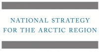 National Strategy for the Arctic Region logo