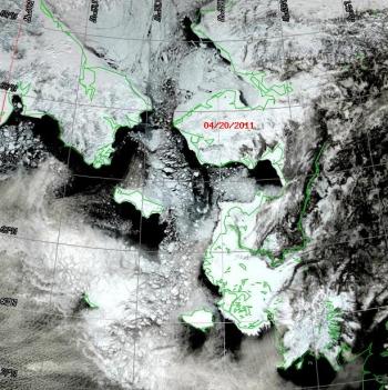 Bering Strait