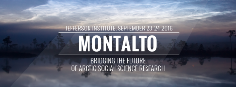 Arctic Social Sciences in the 21st Century: Synthesis Meeting
