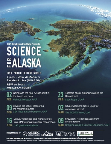 Science for Alaska Lecture Series