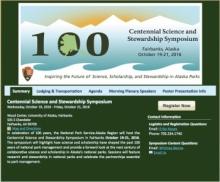 National Park Service Symposium