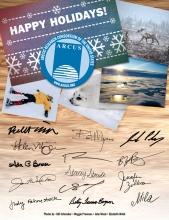 ARCUS Holiday Card