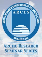 Arctic Research Seminar with Jens Terhaar