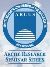 Arctic Research Seminar Series with Jim Thomson