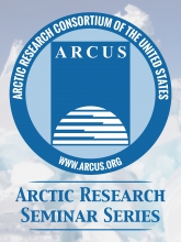 "Arctic Research Seminar Series with Gerald ""J.J."" Frost"