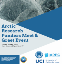 Arctic Research Funders Meet & Greet Event