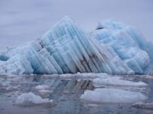 Photo by Mark Goldner (PolarTREC 2011)