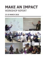 Make an Impact Workshop Report