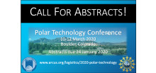 Polar Technology Call for Abstracts
