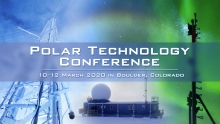 Polar Technology Conference Presentations and Recordings Available
