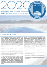 ARCUS 2020 Annual Meeting Report