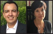 Roberto Delgado & Andrea Horvath Marques