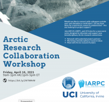 Arctic Research Collaboration Workshop