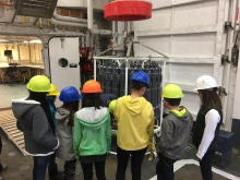 Engaging Rural and Alaska Native Undergraduates and Youth in Arctic STEM
