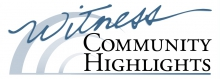 June Issue of Witness Community Highlights Now Available