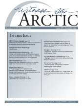 Summer 2021 Issue of Witness the Arctic
