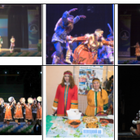Annual Students Festival Meridians of Friendship organized by RSHU in collaboration with RAIPON
