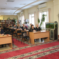 Advanced courses  for professionals in education sphere in the Arctic organized  in collaboration with PIRE Project (Naryan-Mar, 2017 and Salekhard, 2018)