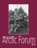 Arctic Forum Abstracts 2003
