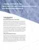 Canada–United States Northern Oil and Gas Research Forum Key Recommendations