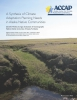Cover: A Synthesis of Climate Adaptation Planning Needs in Alaska Native Communities